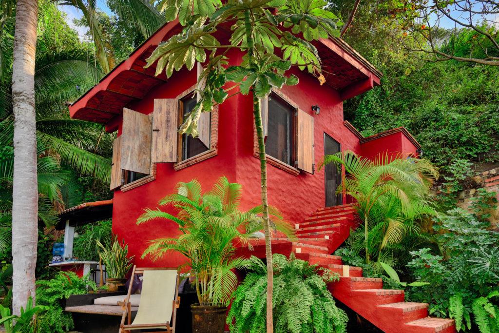 Mar al Cielo Eco-Retreat, Boutique Hotel, Accommodations,  Lo de Marcos Riviera Nayarit Mexico