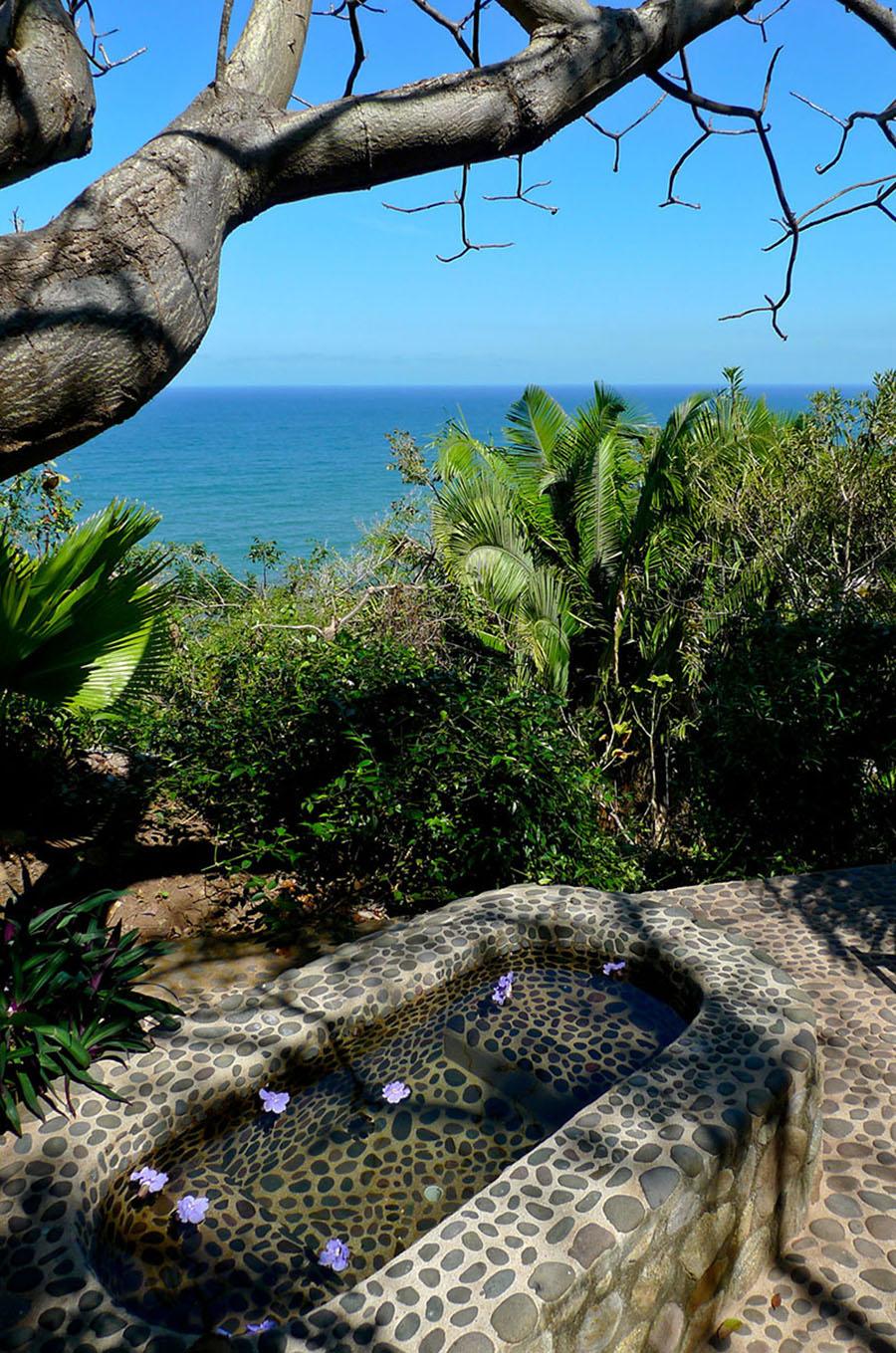 Mar al Cielo Eco-Retreat, Boutique Hotel, Hotel, Accommodations, Lo de Marcos, Nayarit, Riviera Nayarit, Vacation, near Puerto Vallarta, Mexico, Mexican Style, Mexican Architecture, Beautiful view