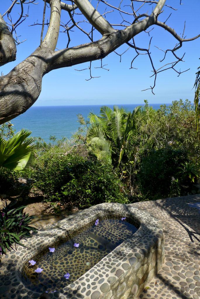 Mar al Cielo Eco-Retreat, Accommodations, hotel, near Puerto Vallarta, Lo de Marcos, Riviera Nayarit, Cosmopolitan Magazine, outdoor tub