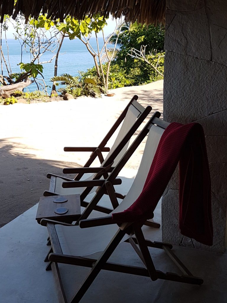 Mar al CIelo Eco-Reteat, oceanfront accommodations lo de Marcos Nayarit