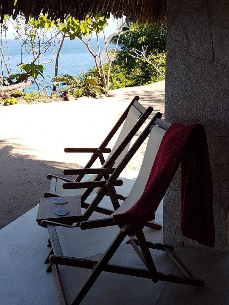 Mar al CIelo Eco-Reteat, oceanfront accommodations lo de Marcos Nayarit